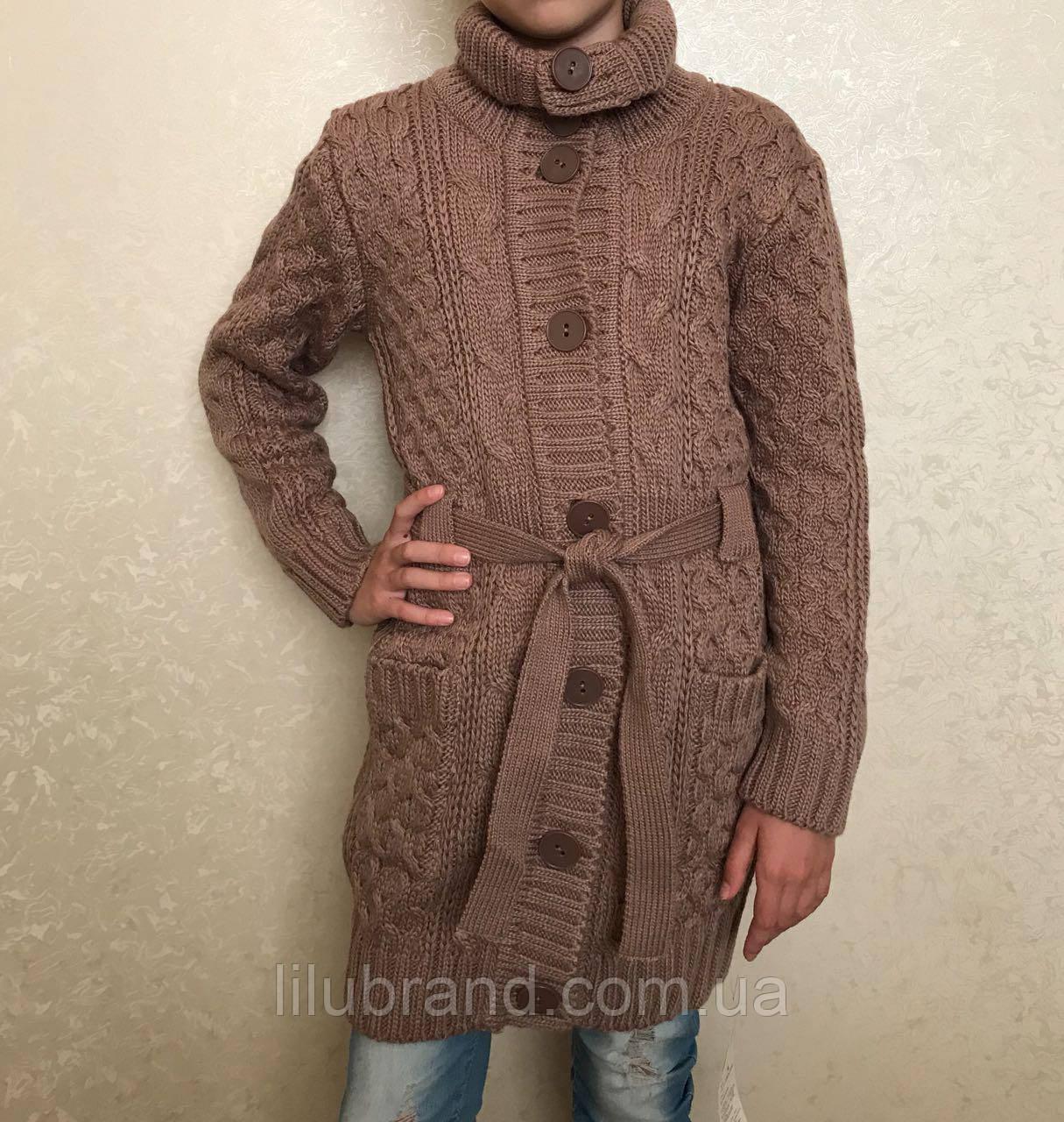 детский кардиган вязаный на девочку продажа цена в харькове кофты