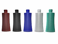 Флакон для парфюмерии цветной Парфюмер 50 мл комплектация металлический спрей бирюзовый
