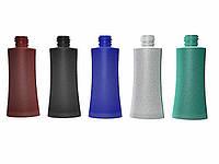 Флакон для парфюмерии цветной Парфюмер 50 мл комплектация металлический спрей черный
