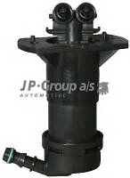Распылитель воды для чистки, система очистки фар JP GROUP 1198750370 на AUDI A6 седан (4F2, C6)