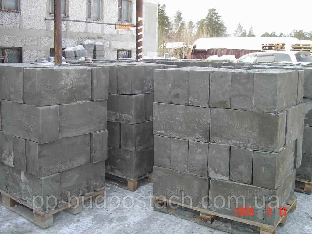 Стіни з піноблоків