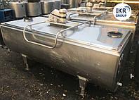Охладитель молока Б/У Packo 1200 ванна объёмом 1200 литров, фото 1