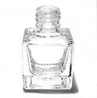 Флакон Кубик 6 мл  серебро