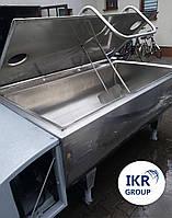 Охладитель молока Б/У Packo 1500 ванна объёмом 1500 литров, фото 1