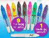 Волшебные фломастеры меняющие цвет Airbrush Magic Pens, фото 8