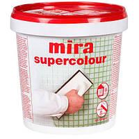 Фуга Mira Supercolour 123 1.2 кг мокрый асфальт N60302325