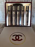 Подарочный Набор реплика Оригинал Chanel Chance Eau De Parfum 5×7.5 ml