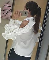 Блузы школьные белые купить киев