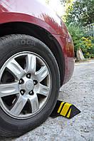 Отбойник колесный парковочный барьер, фото 1