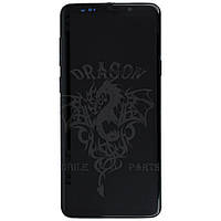 Дисплей Samsung G965 Galaxy S9 Plus с сенсором Серый Titanium Gray оригинал, GH97-21691C