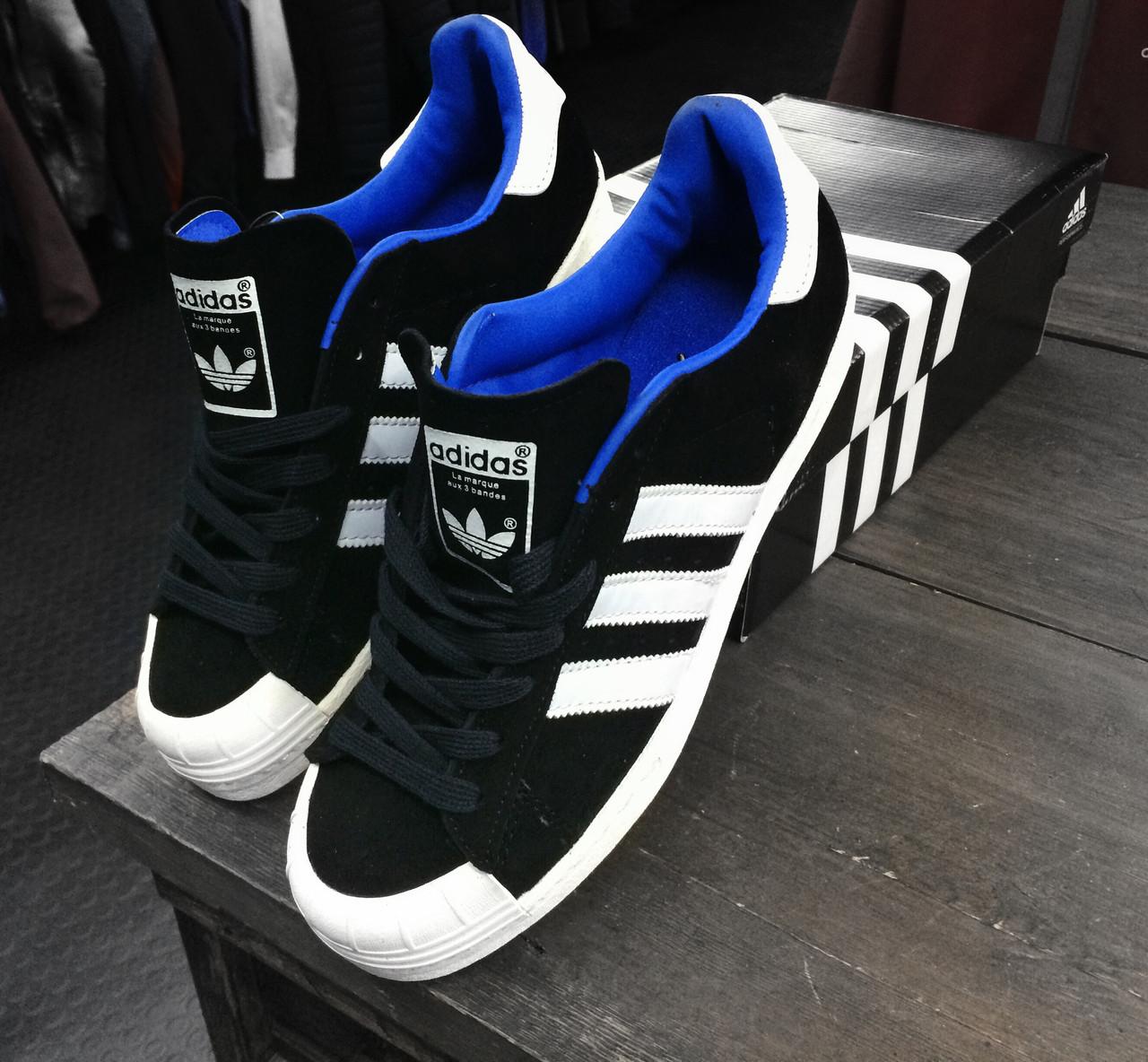 Кроссовки мужские adidas LA marque с белым