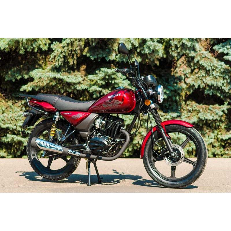 Мотоцикл Skymoto Bird X4 150 Red