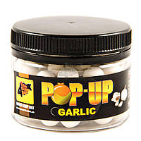 Бойлы Плавающие Pop-Ups Garlic 10мм, 35гр
