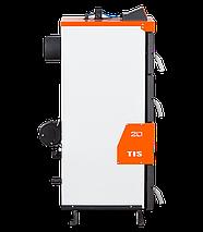 Твердотопливный котел длительного горения TIS PLUS (Тис Плюс), фото 3
