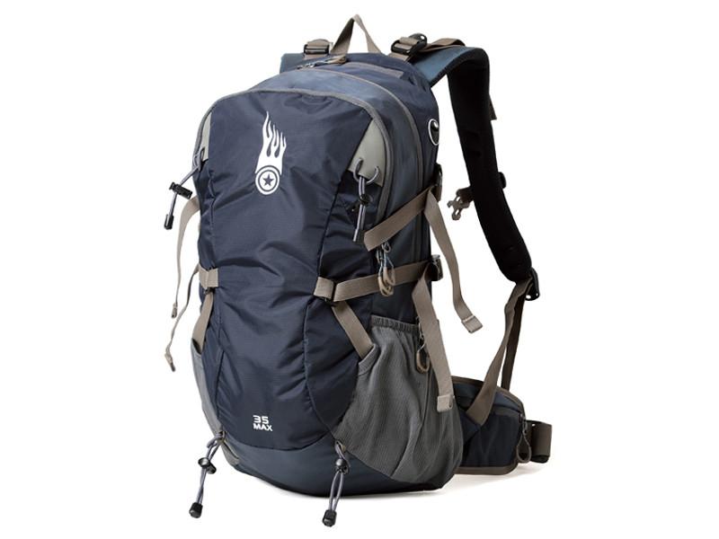 Рюкзак Pentagram 35 L, Каркасна спинка, для туризму, велоспорту та міста