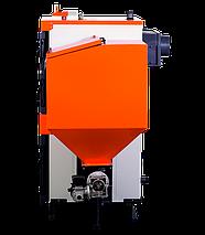 Твердотопливный котел с автоматической подачей топлива Белкомин TIS EKO DUO, фото 3