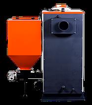 Твердотопливный котел с автоматической подачей топлива Белкомин TIS EKO DUO, фото 2