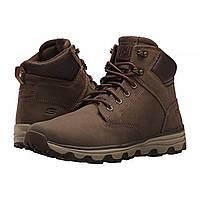 Ботинки Skechers Relaxed Fit Format - Glaven Light Brown - Оригинал e71d2a63617b6