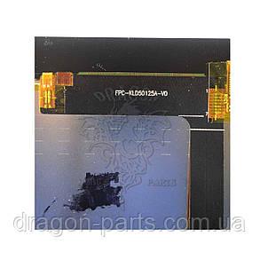 Дисплей Nomi i5071 Iron-X1 с сенсором Черный Black, оригинал, фото 2
