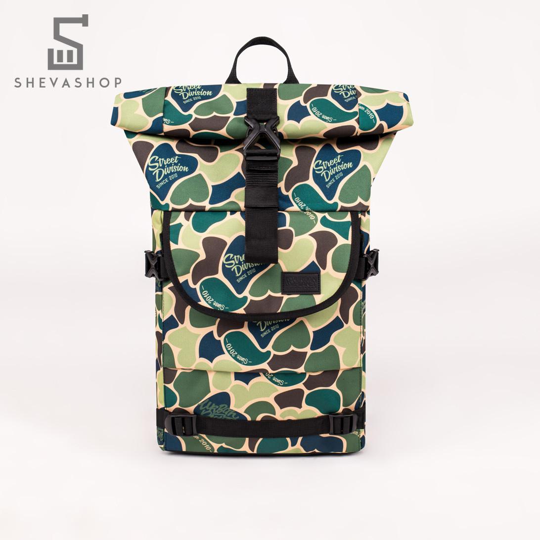 Рюкзак UP B4 DUCK CAMO зелёный