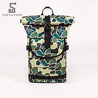 Рюкзак UP B4 DUCK CAMO зелёный, фото 1