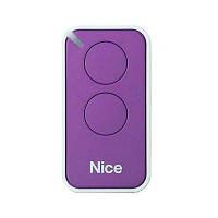 Пульт Nice INTI2 двухканальный INTI2L (сиреневый)