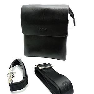 Мужская сумка Polo клапан кожа (B375-1), фото 2
