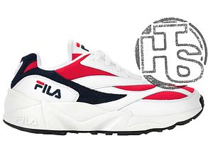 Мужские кроссовки Fila Venom 94 White/Navy/Red