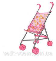 Летняя коляска для кукол 9302 W