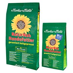 Markus-Muhle NaturNah полноценный сухой корм