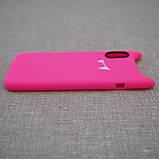"Чохол Baseus Devil iPhone Xs / X {5.8 ""} rose (ARAPIPHX-XM0R) EAN / UPC: 6953156264441, фото 4"