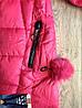Зимнее пальто для девочки SPEED.A Польша 98,104,110,116,122,128,134, фото 3