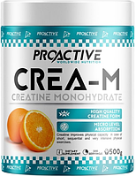 ProActive CREA-M Creatine Monohydrate 500g