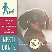 Nesti Dante - Vegan friendly, no animal ingredients or testing - ever.