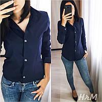 4e95d431a24 Классическая женская рубашка