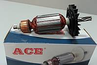 Якорь (ротор) для перфоратора 2-26 (153*35/ 7-з)