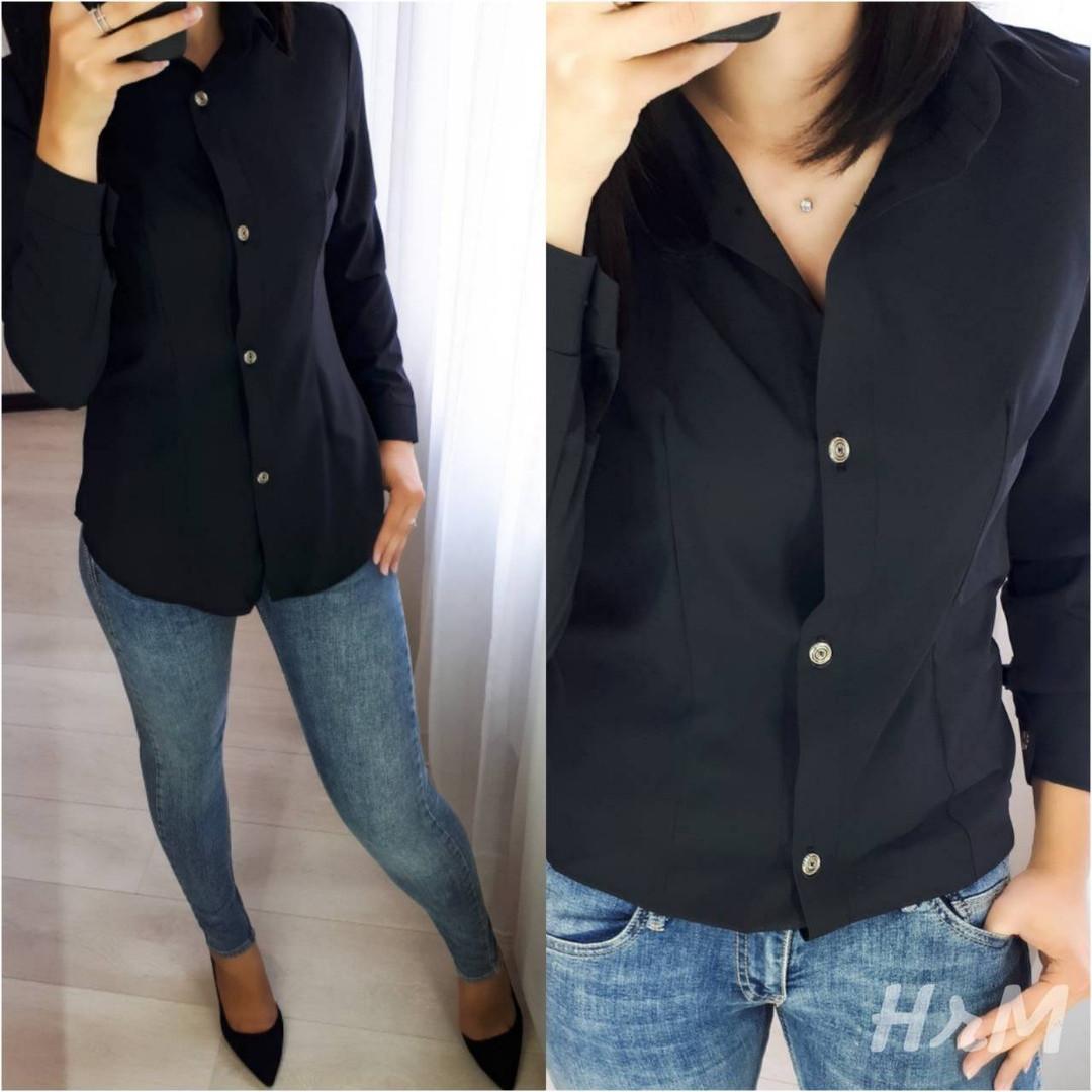 7de61573acd Классическая женская рубашка