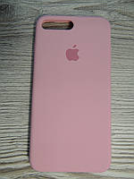 Silicone Case iPhone 7/8 Plus Pink (розовый), фото 1