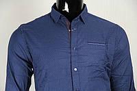 Рубашка мужская ANG 40190 норма