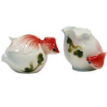 Набор для специй на стол Рыбки