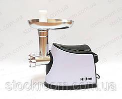 Мясорубка Hilton HMG 170 BST с насадками