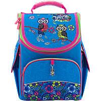 Рюкзак школьный каркасный Kite 501 Pretty owls K18-501S-6