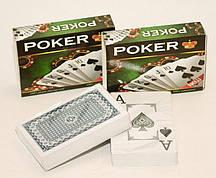 Пластикові карти для гри в покер