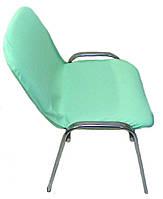 Чехол накидка на офисный стул на резинке Atteks - 1352