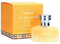 Духи женские Burberry Weekend For Women 100ml Парфюм Туалетная вода  Барберри Викенд