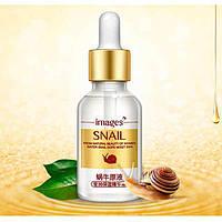 Сыворотка с фильтратом улитки и гиалуроновой кислотой Images Snail 15ml