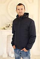 Мужская куртка осень весна модная размеры с 52 по 64