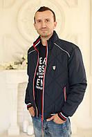 Мужская куртка осень весна стильная размеры с 52 по 64