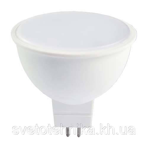 Світлодіодна лампа Feron LB-716 MR-16 6W 2700K тепле світіння
