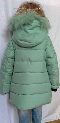 Пальто парка для девочек, фото 2